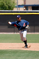 Jose Camargo -  Cleveland Indians - 2009 extended spring training.Photo by:  Bill Mitchell/Four Seam Images