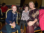 Eimear, Louise and Tracey Howell at the Dunleer S Factor the Grove Hotel. Photo:Colin Bell/pressphotos.ie