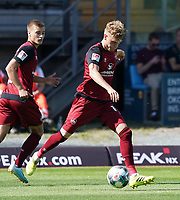 Robin Hack (1. FC Nürnberg) - 15.09.2019: SV Darmstadt 98 vs. 1. FC Nürnberg, Stadion am Boellenfalltor, 6. Spieltag 2. Bundesliga<br /> DISCLAIMER: <br /> DFL regulations prohibit any use of photographs as image sequences and/or quasi-video.