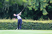 Alan Lowry (Esker Hills) during the first round at the Mullingar Scratch Trophy, the last event in the Bridgestone order of merit Mullingar Golf Club, Mullingar, West Meath, Ireland. 10/08/2019.<br /> Picture Fran Caffrey / Golffile.ie<br /> <br /> All photo usage must carry mandatory copyright credit (© Golffile | Fran Caffrey)
