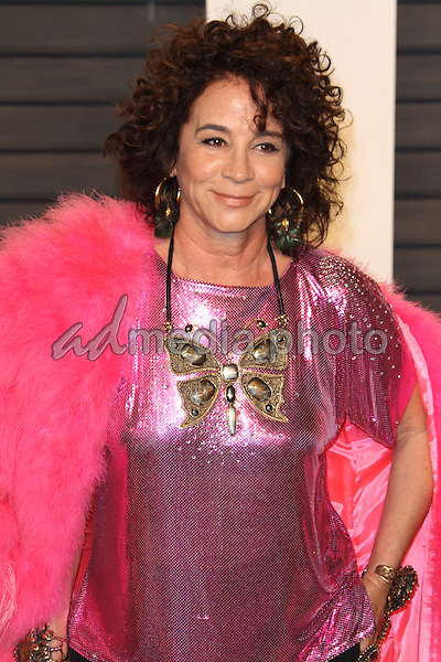 28 February 2016 - Beverly Hills, California - Lisa Eisner. 2016 Vanity Fair Oscar Party hosted by Graydon Carter following the 88th Academy Awards held at the Wallis Annenberg Center for the Performing Arts. Photo Credit: AdMedia
