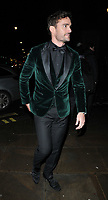 LONDON, ENGLAND - NOVEMBER 27: Thom Evans at the Royal Osteoporosis Gala Dinner, Banqueting House, Whitehall on Wednesday 27 November 2019 in London, England, UK. <br /> CAP/CAN<br /> ©CAN/Capital Pictures