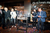 G-Star RAW flagship Store Opening on 21 February 2012 in Leighton Road in Hong Kong. Photo by Victor Fraile / illume Visuals for G-Star.
