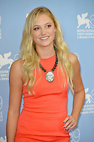 "August 31, 2012: Maika Monroe attends the ""At Any Price"" Photocall during the 69th Venice International Film Festival at Palazzo del Casino in Venice, Italy..Credit: © F2F / MediaPunch Inc."
