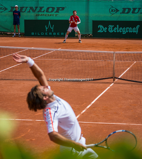 The Hague, Netherlands, 11 June, 2017, Tennis, Play-Offs Competition, athmosphere<br /> Photo: Henk Koster/tennisimages.com
