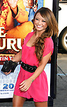 "Actress Tila Tequila arrives at the Los Angeles Premiere of ""The Love Guru"" on June 11, 2008 at Grauman's Chinese Theatre in Hollywood, California."