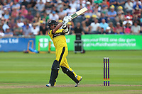 Ian Cockbain of Gloucestershire hits out during Gloucestershire vs Essex Eagles, NatWest T20 Blast Cricket at The Brightside Ground on 13th August 2017