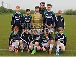 Donacarney U13 at Donacarney Football Club.<br /> <br /> Photo-Jenny Matthews