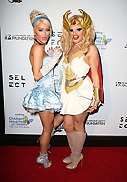 "29 October 2017 - West Hollywood, California - Gigi Gorgeous, William Belli. Gigi Gorgeous Hosts Haunted ""Carn-Evil for Good"" Halloween Bash Benefiting Transyouth. Photo Credit: F. Sadou/AdMedia"