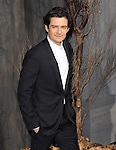 LOS ANGELES, CA - December 02: Orlando Bloom  arrives at The Warner Bros' Pictures L.A. Premiere of THE HOBBIT: THE DESOLATION OF SMAUG held at The Dolby Theater in Hollywood, California on December 02,2013                                                                               © 2013 Hollywood Press Agency