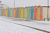 Seaford in the snow