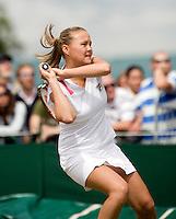 27-6-08, England, Wimbledon, Tennis, Rodina