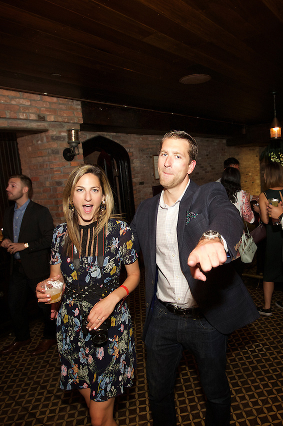 Brooklyn, NY - September 16, 2016:  The LUCKYRICE Mid-Autumn Festival, sponsored by Bombay Sapphire, a the Bowery Hotel.<br /> <br /> CREDIT: Clay Williams.<br /> <br /> &copy; Clay Williams / claywilliamsphoto.com