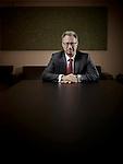 Genève le 19 octobre 2016,  Yves Mirabaud, banquier privé et président de la Fondation Genève Place financière. © sedrik nemeth