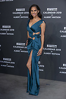 """Misty Copeland attends the gala night for official presentation of the Presentation of the Pirelli Calendar 2019 """"The cal"""" held at the Hangar Bicocca. Milan (Italy) on december 5, 2018. Credit: Action Press/MediaPunch ***FOR USA ONLY***"""