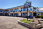 Blue Bay Motel in Tobermory, Ontario, Canada