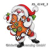 CHRISTMAS SANTA, SNOWMAN, WEIHNACHTSMÄNNER, SCHNEEMÄNNER, PAPÁ NOEL, MUÑECOS DE NIEVE, paintings+++++,KL6148/3,#x#