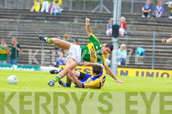 Aidan O'Mahony, Kerry v Clare, GAA Football Munster Senior Championship Semi-Final, Fitzgerald Stadium, Killarney, Co. Kerry. 15 June 2008.   Copyright Kerry's Eye 2008