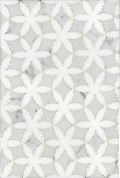 Name: Fiona<br /> Style: Contemporary<br /> Product Number: CB0913<br /> Description: Fiona  in Thassos, Carrara (p)