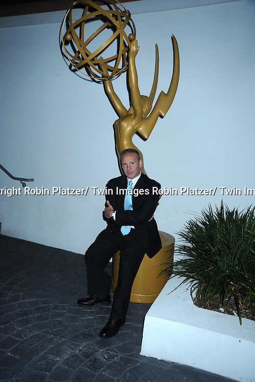 Mark Teschner attending the Television Academy's Daytime Programming Peer Group presents a cocktail reception in honor of the 2011 Daytime Emmy Awards Nominees on June 16, 2011 .at The SLS Hotel at Beverly Hills in California.