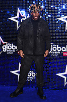 KSI<br /> arriving for the Global Awards 2020 at the Eventim Apollo Hammersmith, London.<br /> <br /> ©Ash Knotek  D3559 05/03/2020