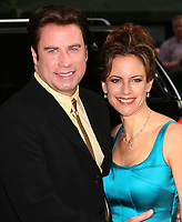 John Travolta and Kelly Preston<br /> 2007<br /> Photo By John Barrett/PHOTOlink.net