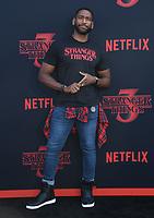 "28 June 2019 - Santa Monica, California - Anthony Alabi. ""Stranger Things 3"" LA Premiere held at Santa Monica High School. <br /> CAP/ADM/BT<br /> ©BT/ADM/Capital Pictures"