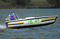 Kenneth Gallup, JS-47    (Jersey Speed Skiff(s)