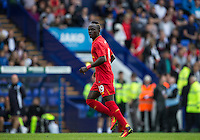 Sadio Mane of Liverpool during the 2016/17 Pre Season Friendly match between Tranmere Rovers and Liverpool at Prenton Park, Birkenhead, England on 8 July 2016. Photo by PRiME Media Images.