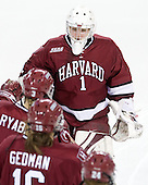 Laura Bellamy (Harvard - 1) is announced as the starter for the Crimson. - The Boston College Eagles defeated the visiting Harvard University Crimson 6-2 on Sunday, December 5, 2010, at Conte Forum in Chestnut Hill, Massachusetts.
