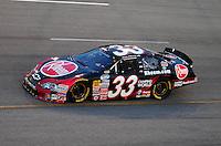 May 2, 2008; Richmond, VA, USA; NASCAR Nationwide Series driver Kevin Harvick during the Lipton Tea 250 at the Richmond International Raceway. Mandatory Credit: Mark J. Rebilas-US PRESSWIRE