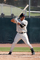 Josh Mazzola -San Francisco Giants 2009 Instructional League. .Photo by:  Bill Mitchell/Four Seam Images..