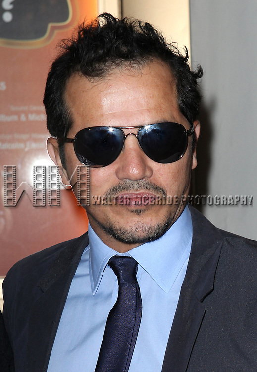 John Leguizamo attending the Opening Night Performance of Edward Albee's 'Who's Afraid of Virginia Woolf?' at the Booth Theatre on October 13, 2012 in New York City.