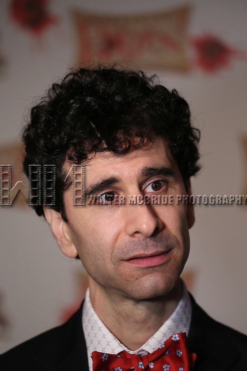 John Cariani attends the Broadway Opening Night After Party for 'Something Rotten' at Tavern on the Green on April 22, 2015 in New York City.