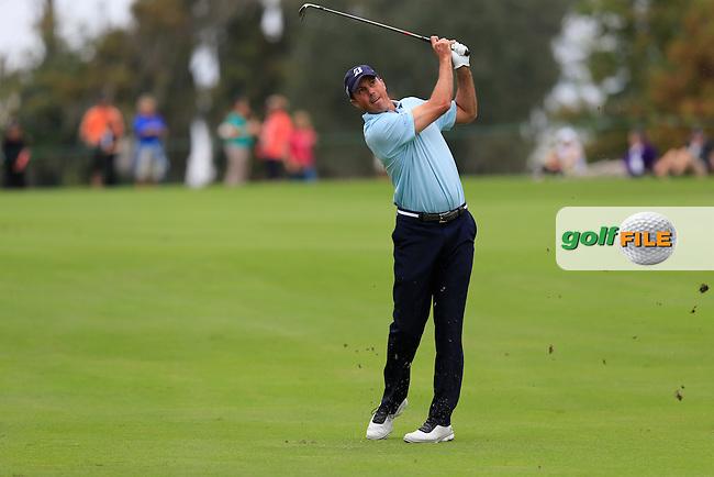 Matt Kucher (USA) during round 4 of the Hero World Challenge, Isleworth Golf &amp; Country Club, Windermere, Orlando Florida, USA. 07/12/2014<br /> Picture Fran Caffrey, www.golffile.ie