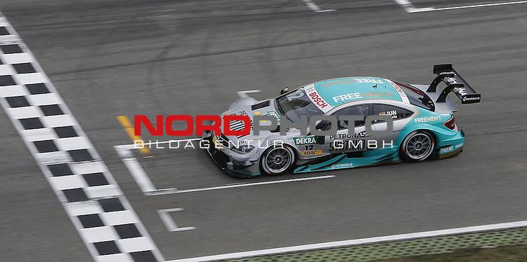 DTM 2015, 01.Lauf Hockenheimring, 01.05. - 03.05.15 <br /> Daniel Juncadella (ESP#12) Petronas Mercedes-AMG C-Coup&eacute; <br /> <br /> <br /> <br /> Foto &copy; nordphoto /  Bratic
