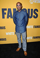 "27 September  2017 - West Hollywood, California - Tim Story. World premiere of Showtime's ""White Famous"" held at The Jeremy in West Hollywood. Photo Credit: Birdie Thompson/AdMedia"