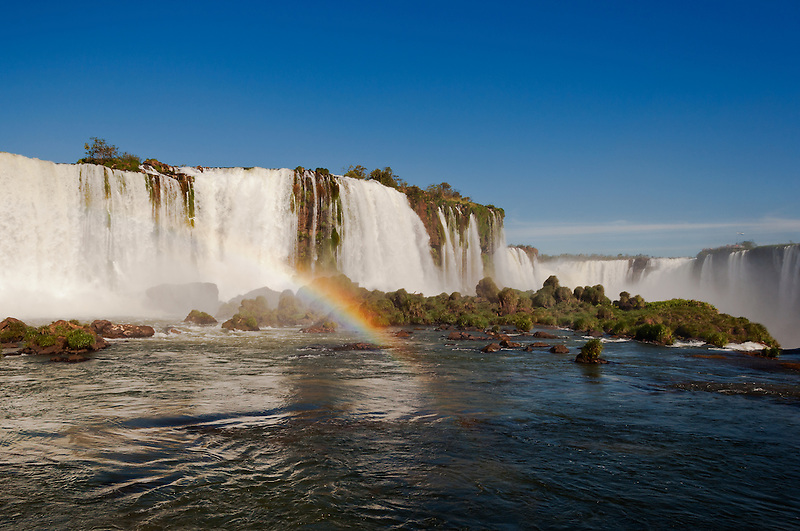 Iguazu Falls<br /> Argentina &amp; Brazil
