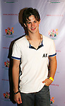 "Connor Paulo - Gossip Girl and OLTL ""Travis"" at the Kids for Kids Celebrity Carnival to benefit the Elizabeth Glaser Pediatric Aids Foundation on September 20, 2008 at the Park Avenue Armory, New York City, New York. (Photo by Sue Coflin/Max Photos)"