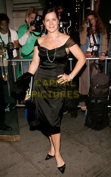 "MARCIA GAY HARDEN.The opening night performance of the broadway play ""Three Days of Rain"", New York, NY, USA..April 19th, 2006.Photo: Jackson Lee/Admedia/Capital Pictures.Ref: JL/ADM.full length black dress .www.capitalpictures.com.sales@capitalpictures.com.© Capital Pictures."