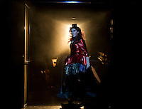 Archival photos of the dress rehearsal for the Rocky Horror Picture Show at the Citadel Theatre in Edmonton, Alberta, Canada October 28, 2011. Photo by Ian Jackson/epicphotography.ca