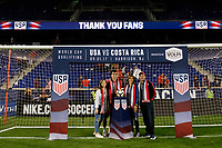 Harrison, NJ - Friday Sept. 01, 2017: Fans, Volpi after a 2017 FIFA World Cup Qualifier between the United States (USA) and Costa Rica (CRC) at Red Bull Arena.
