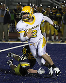 Rochester Adams at Oxford, Varsity Football, 10/28/11