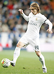 Real Madrid's Luka Modric during La Liga match. March 20,2016. (ALTERPHOTOS/Acero)