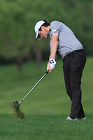 Cormac Sharvin (NIR) on the 9th during Round 1 of the Challenge Tour Grand Final 2019 at Club de Golf Alcanada, Port d'Alcúdia, Mallorca, Spain on Thursday 7th November 2019.<br /> Picture:  Thos Caffrey / Golffile<br /> <br /> All photo usage must carry mandatory copyright credit (© Golffile | Thos Caffrey)