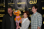 Robert Newman & Zack Conroy - GL and Sesame Street's Zoe at the 36h Annual Daytime Entertainment Emmy® Awards Nomination Party - Sponsored By: Good Housekeeping and The National Academy of Television Arts & Sciences (NATAS) on Thursday, May 14, 2009 at Hearst Tower, New York City, New York. (Photo by Sue Coflin/Max Photos)                                 ....