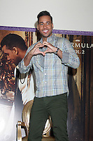 Mexico D.F., 04/03/2014, El cantante Romeo Santos en conferencia de prensa en la Ciudad de Mexico.