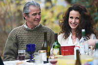 Andie MacDowell & Gareth Williams<br /> Love After Love (2017) <br /> *Filmstill - Editorial Use Only*<br /> CAP/RFS<br /> Image supplied by Capital Pictures
