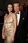 "Gabriela and Daniel Dror at ""Modern"" the  Museum of Fine Arts Houston's Grand Gala Ball  Friday Oct. 12,2012.(Dave Rossman photo)"