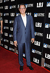 LOS ANGELES, CA - OCTOBER 24: CEO, Electric Entertainment Dean Devlin arrives at the premiere of Electric Entertainment's 'LBJ' at the Arclight Theatre on October 24, 2017 in Los Angeles, California.